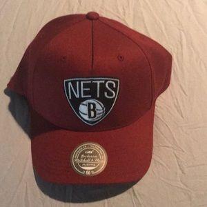 Mitchell & Ness Brooklyn Nets SnapBack